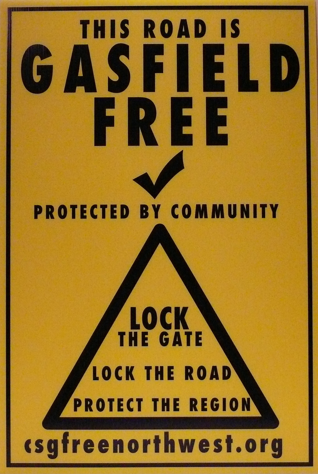 Northwest Gasfield Free