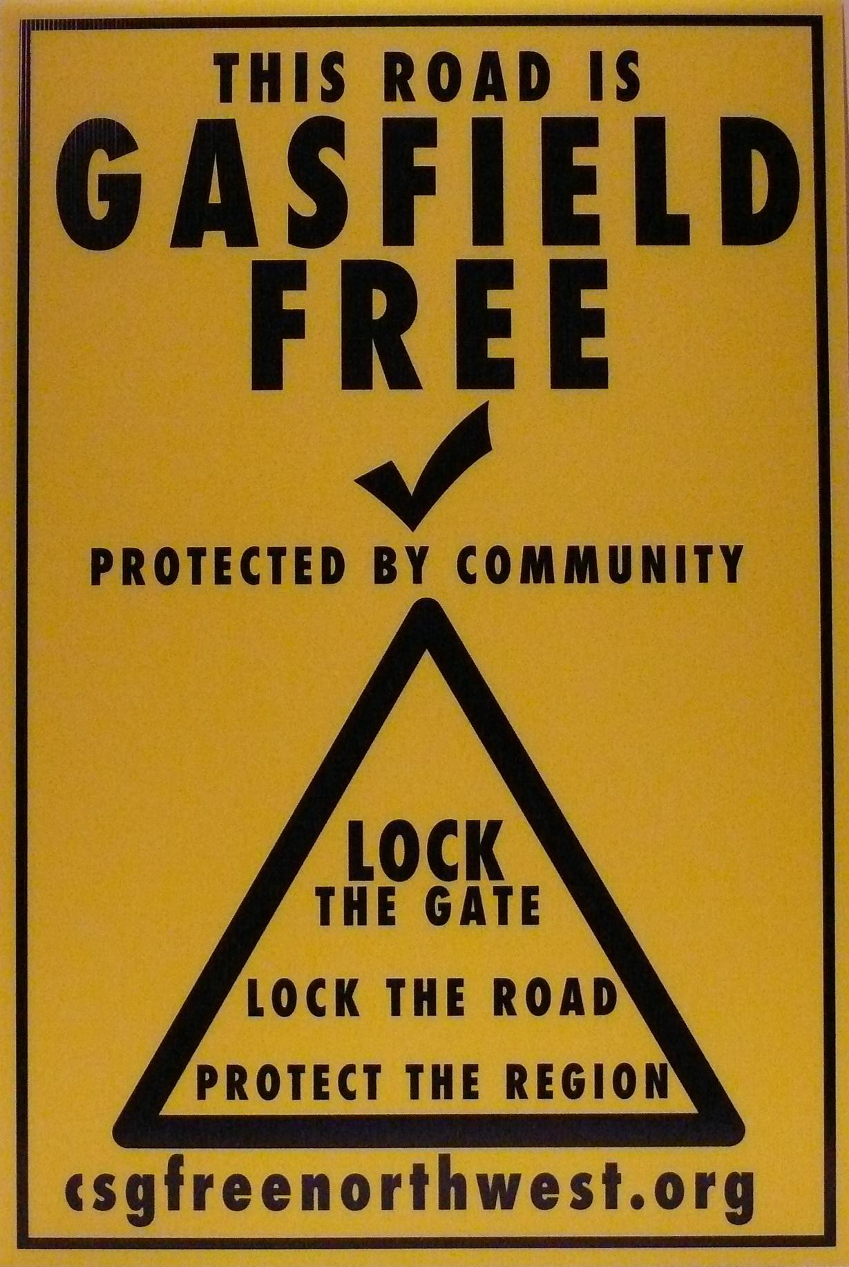 Northwest Gasfield Free