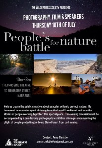 Peoples Battle for Nature Pic